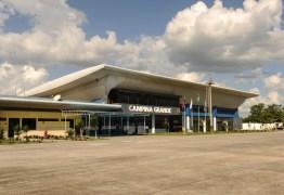 Aeroporto de Campina Grande recebe nova gestão a partir desta quinta-feira