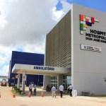 Hospital Metropolitano Dom José Maria Pires - João Azevêdo anuncia Hospital de Campanha no estacionamento do Metropolitano, em Santa Rita