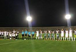 Campeonato Paraibano: Treze bate São Paulo Crystal e consegue segunda vitória