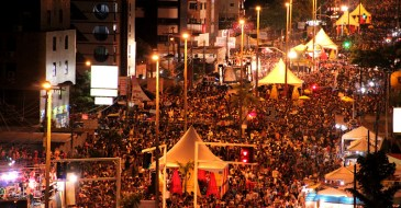 MURICOCAS DO MIRAMAR - Muriçocas adere campanha contra assédio no Carnaval