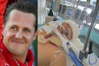 Michael Schumacher - Após 7 anos do acidente Schumacher ainda tem vida repleta de segredos