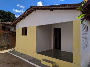 Visita Casas Reformadas pelo Projeto ÊPA 2 300x225 - Prefeita Márcia Lucena visita residências beneficiadas com obras de reforma e ampliação pelo projeto ÊPA na Comunidade Terras Belas