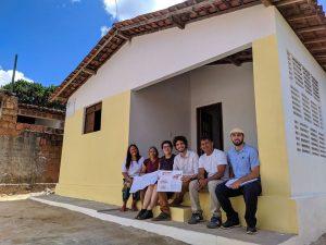 Visita Casas Reformadas pelo Projeto ÊPA 4 300x225 - Prefeita Márcia Lucena visita residências beneficiadas com obras de reforma e ampliação pelo projeto ÊPA na Comunidade Terras Belas
