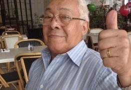 LUTO: Barbosinha, jornalista paraibano morreu nesta sexta-feira em Santiago, no Chile