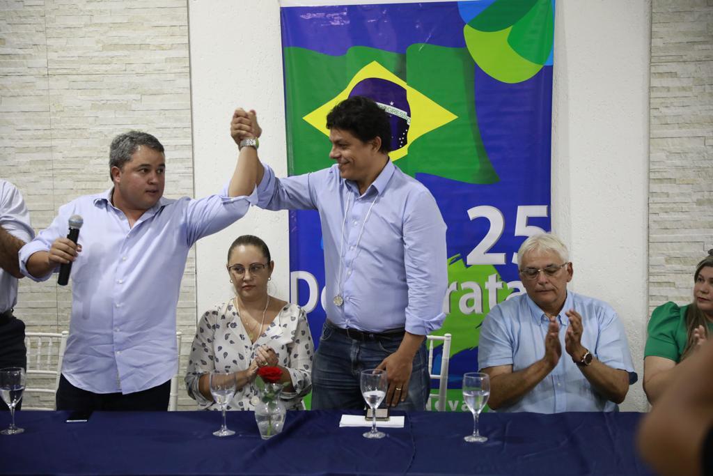WhatsApp Image 2020 01 28 at 12.07.43 - Democratas lança pré-candidatura de Raoni Mendes à Prefeitura da Capital