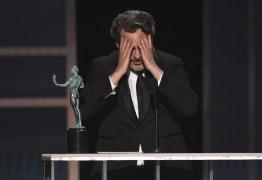 Joaquin Phoenix, ator de 'Coringa', leva prêmio do Sindicato dos Atores