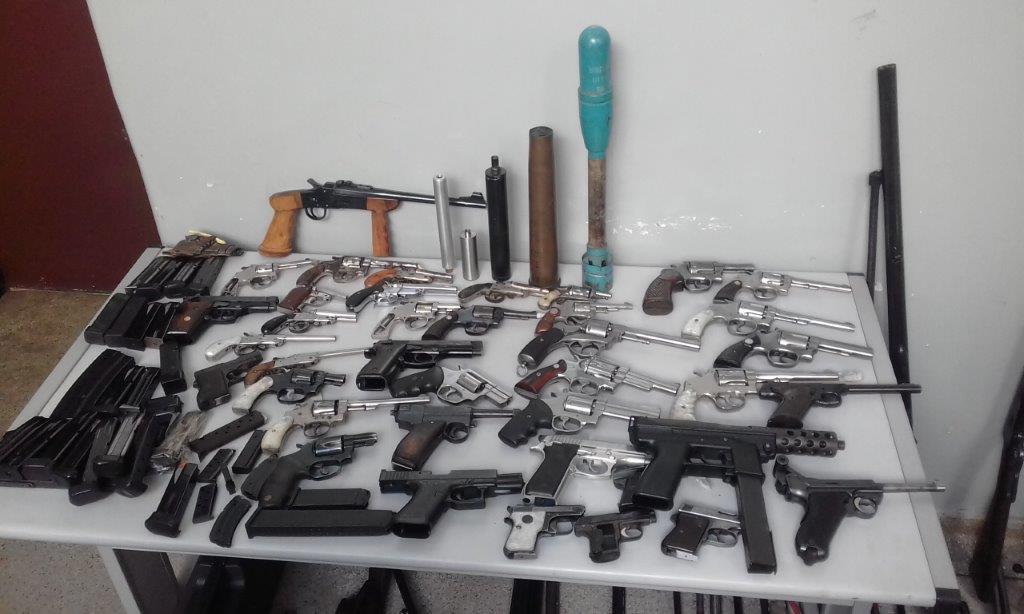 b7f65b79 d73e 4657 bdc7 aab9940483bf - NOVAS NORMAS, SOLTOS MAIS CEDO: 57 condenados usaram decretos sobre armas para tentar reduzir penas