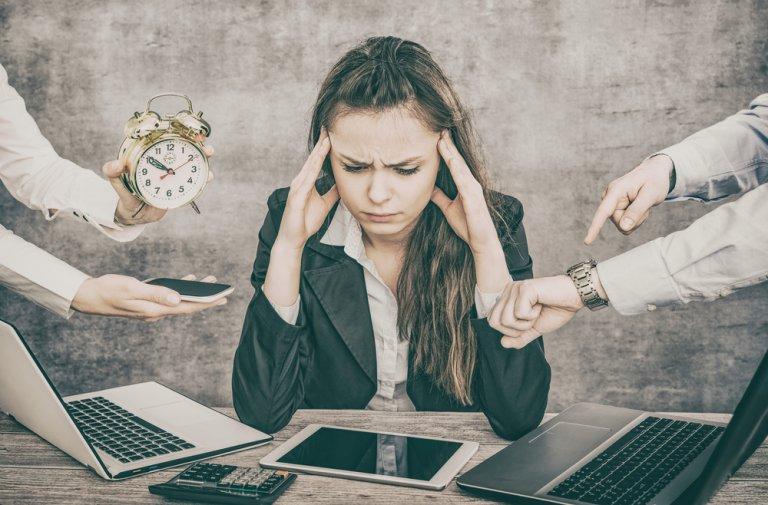 burnout 768x505 - Síndrome de Burnout: fenômeno causado pelo ambiente de trabalho atinge cerca de 30% dos profissionais brasileiros
