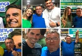 'UM SOLDADO DE BOLSONARO': Rui Galdino destaca presença de parlamentares em evento do Aliança pelo Brasil