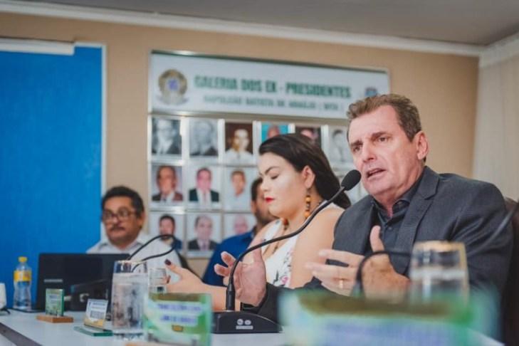 chico mendes 15012020 - Prefeito de São José de Piranhas discute plano que pode gerar R$ 90 mil por mês em empregos para o município