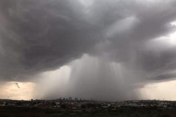 chuva em cg - Inmet renova alerta de chuvas intensas para 97 cidades da Paraíba