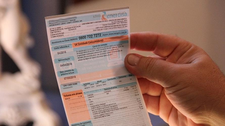 conta - Energisa esclarece mensagem que circula nas redes sociais sobre impostos cobrados na conta