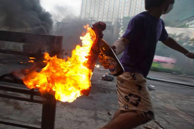 coquetel molotov - Há uma profunda ferida na triste alma do Brasil - Frei Betto