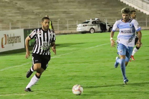 csp 567x378 - CAMPEONATO PARAIBANO: Atlético de Cajazeiras goleia o CSP no Almeidão