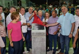 Luciano Cartaxo entrega nova praça no Jardim Oceania