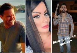 Eduardo Costa revela que irmão ameaçou sua ex-namorada: 'Ele se arrependeu'