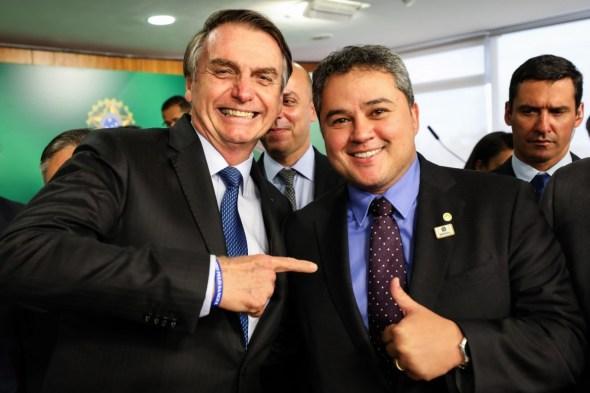 efraim filho bolsonaro - Bolsonaro veta Projeto de Lei de Efraim Filho