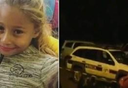 NÃO DEIXAVA BRINCAR COM ENTEADO: Vizinho confessa ter matado menina de 8 anos por vingança