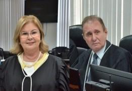 Fátima Bezerra e Abraham Lincoln são escolhidos como novos presidentes da 1ª e 2ª Câmaras Cíveis do TJPB