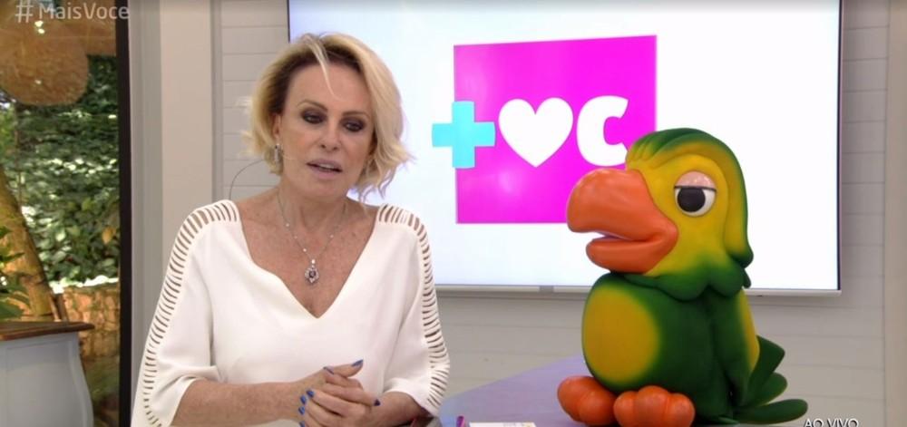 """globo mais voce ana maria braga cancer fixed large - """"MAIS AGRESSIVO"""": Ana Maria Braga revela outro câncer no pulmão - VEJA VÍDEO"""