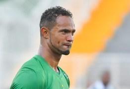 Clube do Acre anuncia a contratação do goleiro Bruno