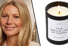 Gwyneth Paltrow surpreende fãs ao vender velas aromáticas com essência da sua vagina