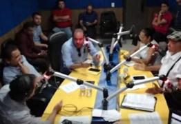 HENRIQUE LIMA SAI DA CORREIO: Após bate boca ao vivo jornalista pede desligamento do sistema – VEJA VÍDEO