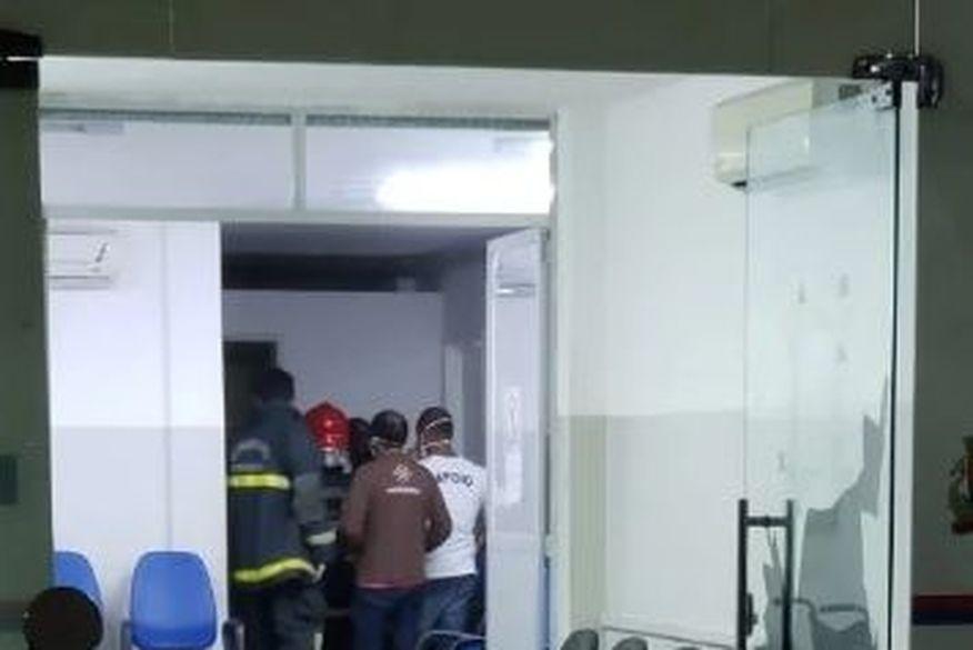 hospital - INCÊNDIO: Bloco cirúrgico de hospital é interditado em Cabedelo, na PB