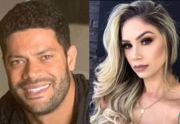 APAIXONADO: Hulk Paraíba mostra detalhes de jantar romântico com nova namorada