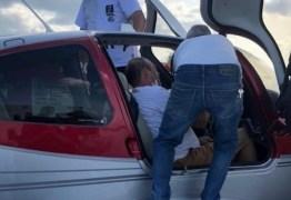 Deputado Jeová Campos é transferido de avião para João Pessoa após sofrer hemorragia no Sertão