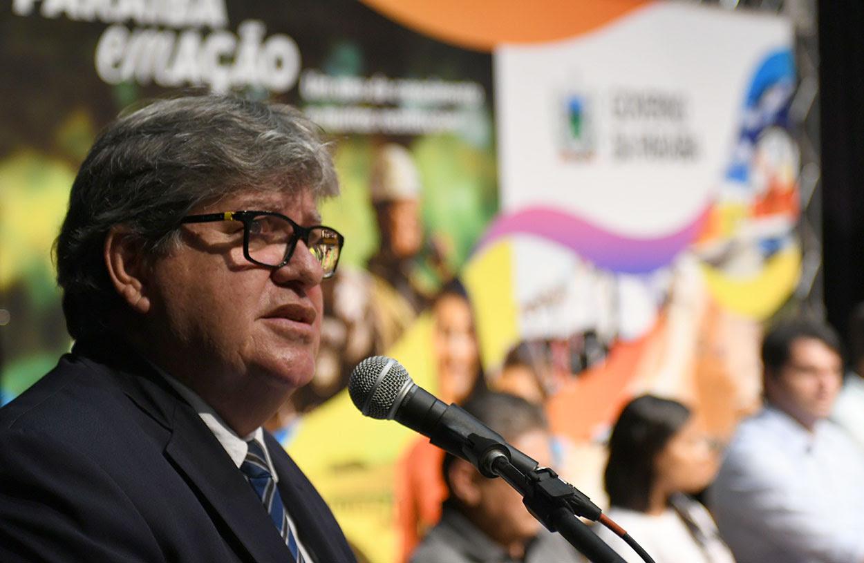 joao azevedo José Marques secom pb - João Azevedo anuncia novo programa que substituirá Gol de Placa e Bolsa Atleta