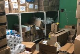 """""""Não são só medicamentos, se trata de respeito à população"""", afirma prefeito Berg Lima em entrega de insumos e remédios"""
