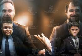 OS ESCOLHIDOS: Luciano Cartaxo e Romero Rodrigues seguem a mesma 'receita' e apontam secretários como sucessores