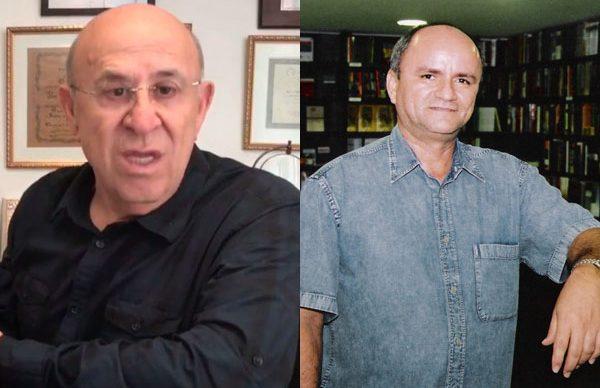 neyemilton 600x388 1 1 - CADEIRA 40: Ney Suassuna e Milton Marques Júnior disputam vaga na APL nesta sexta-feira
