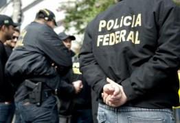 PECÚNIA: Polícia Federal deflagra operação e cumpre mandado em Cabedelo