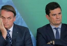 'Moro rompe com Bolsonaro e se lança em 2022 ou espera vaga no STF?', questiona O Globo