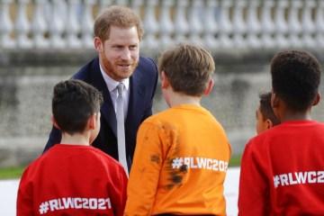 principe harry - Príncipe Harry sugere que Covid é um castigo da natureza