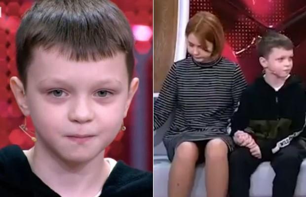 russos - Exame diz que menino de 10 anos não pode ter engravidado menina de 13