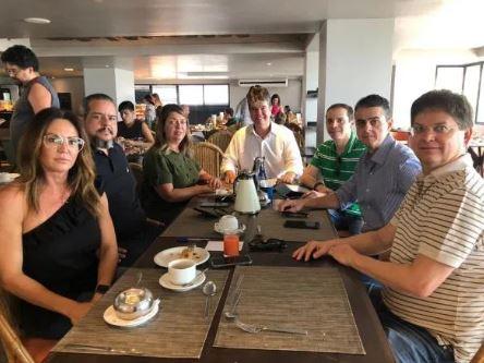 ruy - Ruy Carneiro defende investimentos no turismo durante reunião para discutir necessidades da Capital