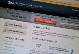 UFPB reafirma edital de cadastramento do Sisu