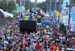 Termina nesta quinta-feira cadastro comerciantes para trabalhar no Carnaval 2020, em Jacumã