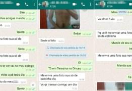 Polícia prende pedófilo após pai se passar por filha em conversa no WhatsApp