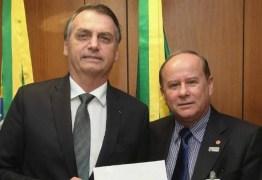 Bolsonaro nomeia professor paraibano, Benedito Guimarães,  para coordenação da Capes
