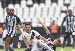 Vasco é eliminado precocemente na Taça Guanabara após derrota para o Botafogo
