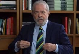 Lula pede adiamento de interrogatório para visitar o Papa