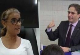 DIA 24 DE MARÇO: Juiz determina nova audiência para ouvir Livânia Farias no âmbito da Operação Calvário