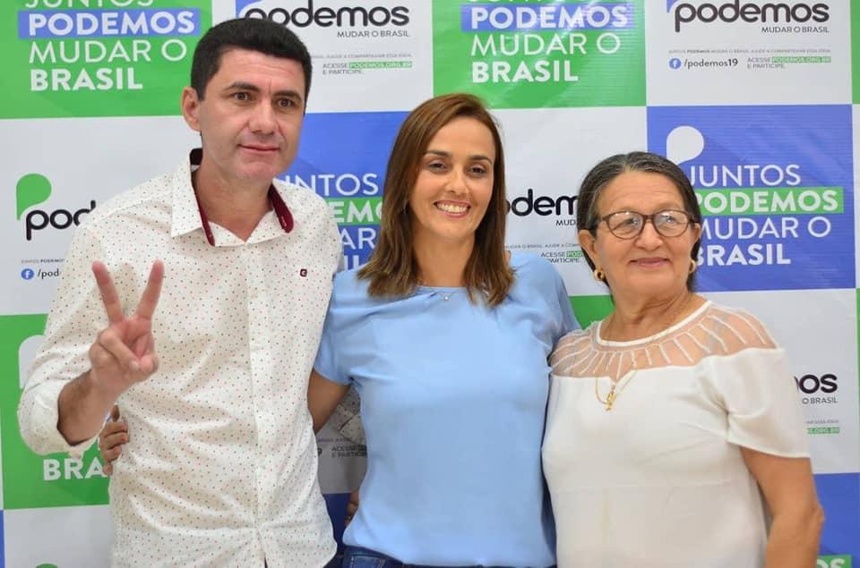 37e7117f 7844 4c49 9420 494f8f156f93 - Podemos se reúne em Campina Grande e ratifica nome de Ana Cláudia como pré-candidata a prefeita