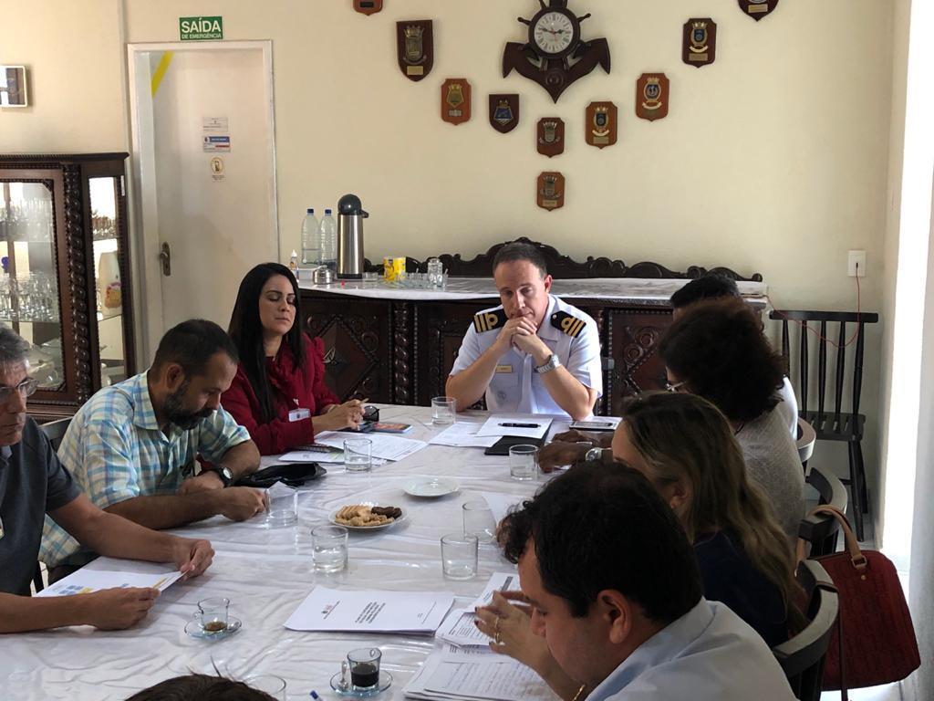 3d68db30 848d 4f99 93a3 66fc1d136fd5 - Reunião na Capitania dos Portos da Paraíba define ações para proteger comunidade portuária do coronavírus