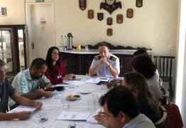 Reunião na Capitania dos Portos da Paraíba define ações para proteger comunidade portuária do coronavírus