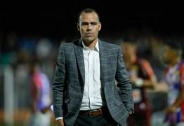 Atlético-MG anuncia a demissão de Dudamel
